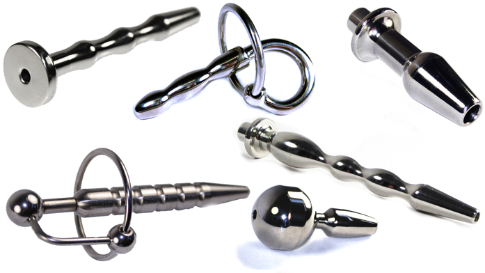 Penis Plugs from Hells couture