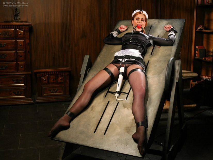 Maid in Bondage Photo