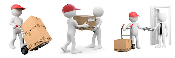 the drop shipping postman process
