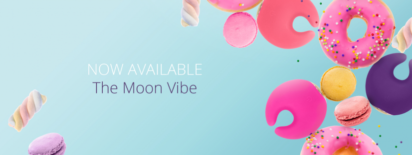 Moon Vibrator Advertisement