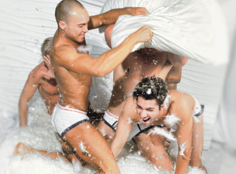 Andrew Christian Pillow Fight Mens Underwear