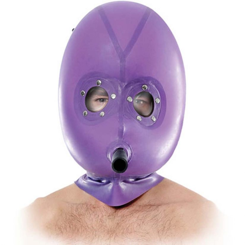 Inflatable Mask