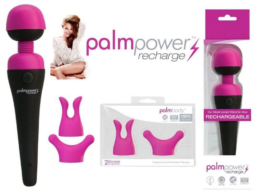 Palm Power Rechargable