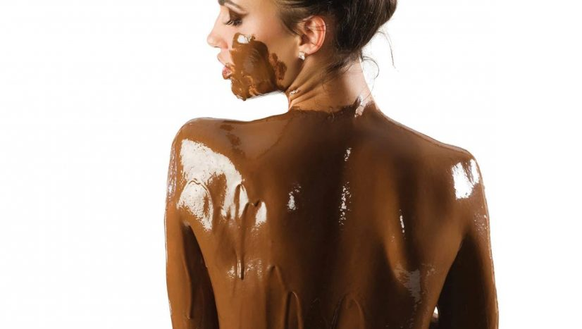 Chocolate on Model