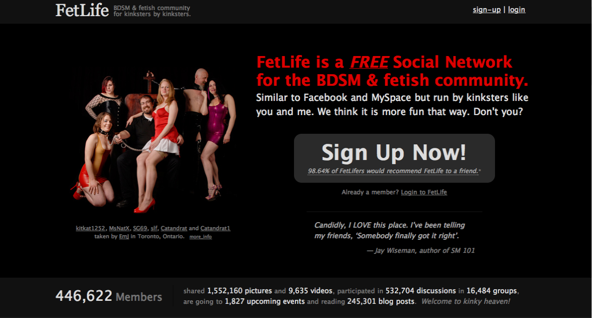 Fetlife Community