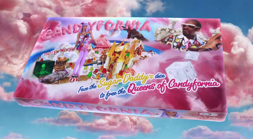 Katy Perry California Gurls Music Video