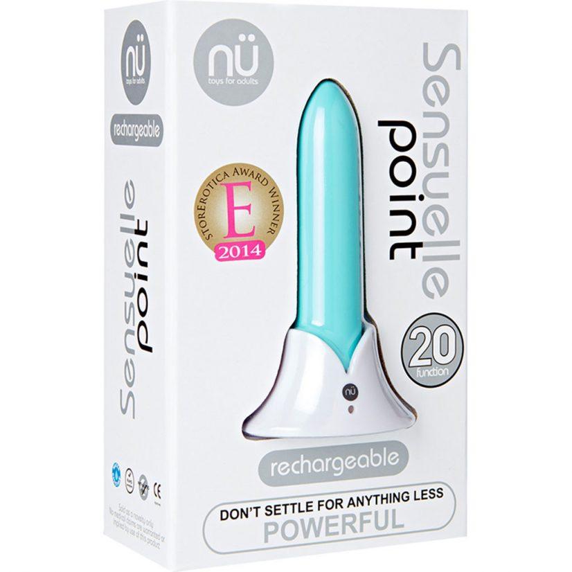 Nu Sensuelle Point in Tiffany Blue Sex Toy Photo