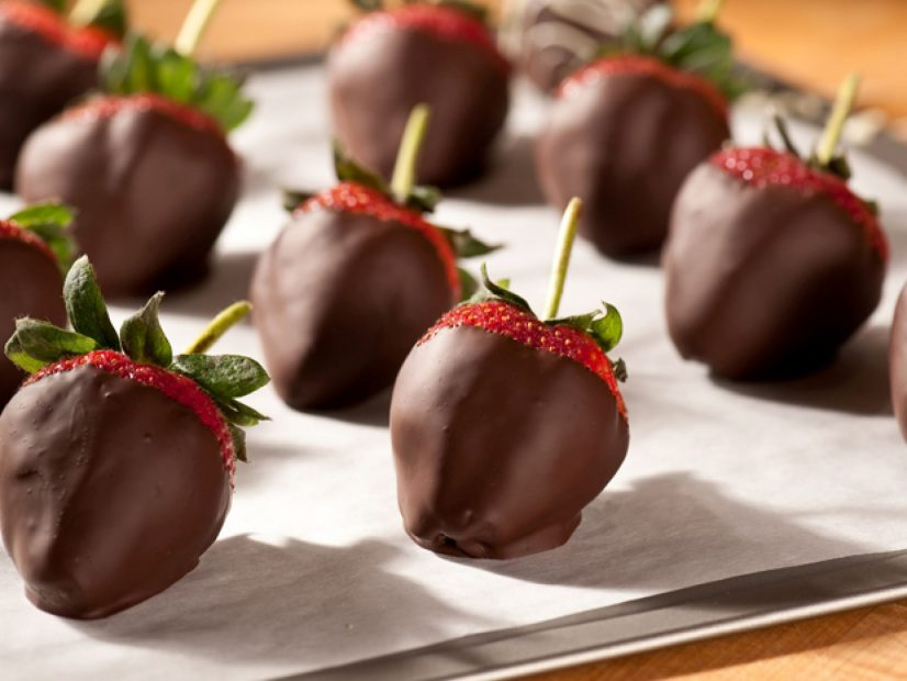 Chocolate Dipped Strawberry Photo