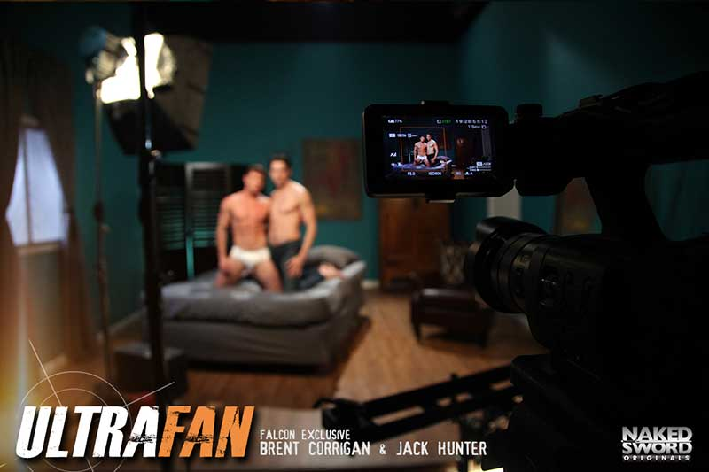 Ultra Fan Adult Movie Recording Photo