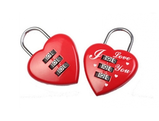 Heart Password Lock