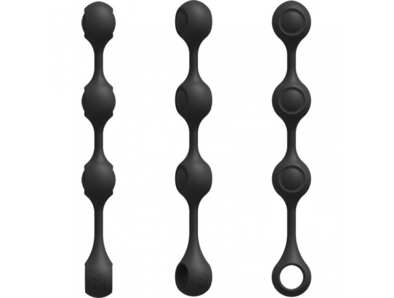 Kink Anal Essentials Weighted Silicone Anal Balls