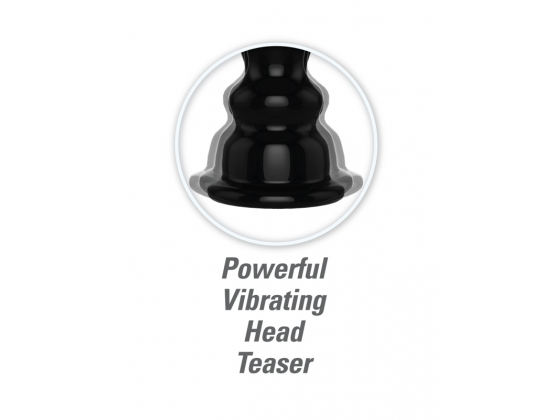 Pump Worx Ultimate Head Job Vibrating Penis Pump