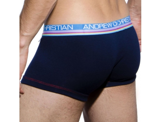 Nanofit Breeze Teaser Boxer Navy Blue - XL