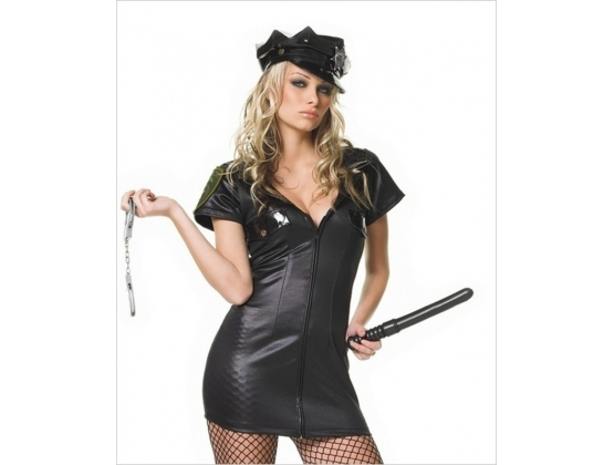 Sexy Officer Costume