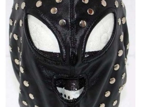 Achilles Stretch Faux Leather Extreme Hood