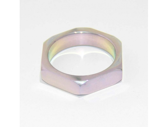Aluminium Hexagonal Cock Ring