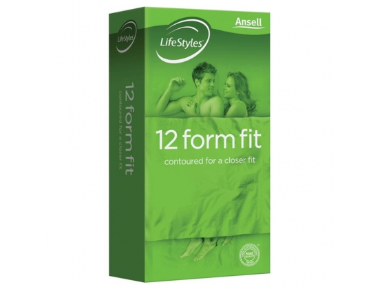 Ansell Lifestyles 12s Form Fit