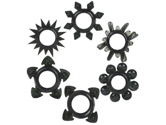Tower of Power Cock Rings