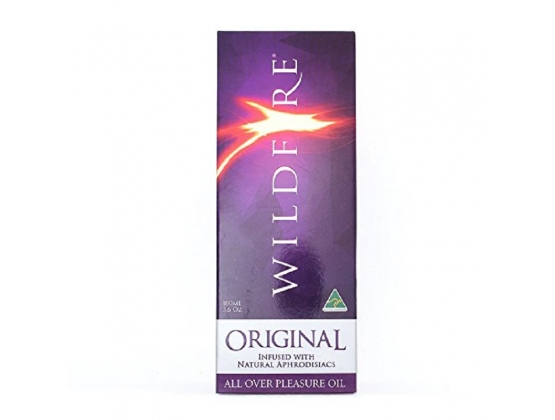 Wildfire Pleasure Oil Original