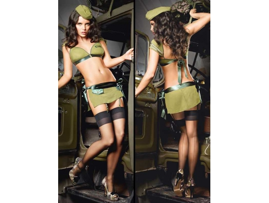 Baci Armed Forces Costume