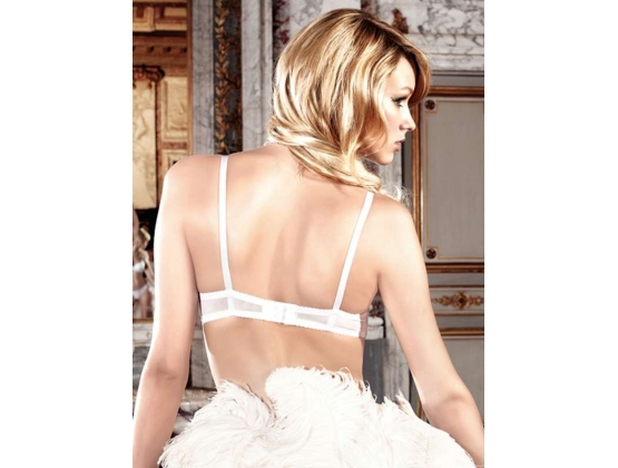 Baci Padded Bra with Lace Detail