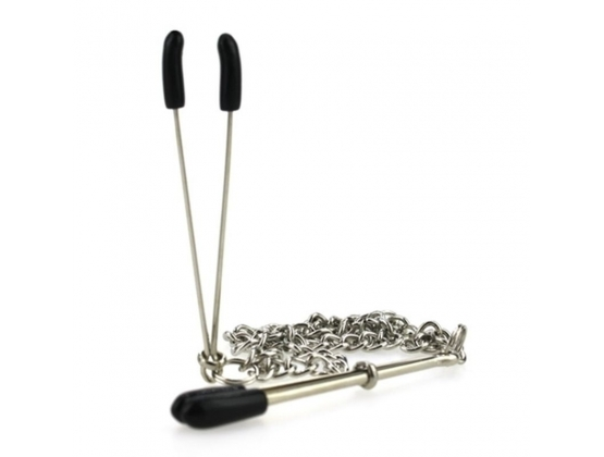 Tweezer Clamps With Chain