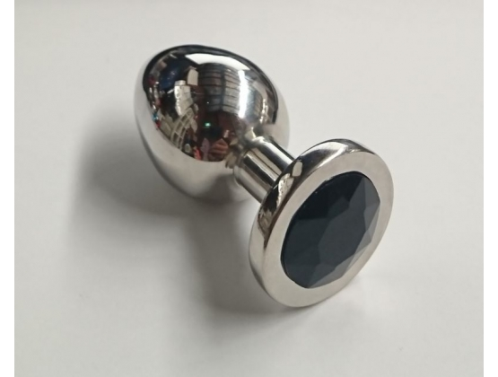 Bedazzled Steel Butt Plug Medium