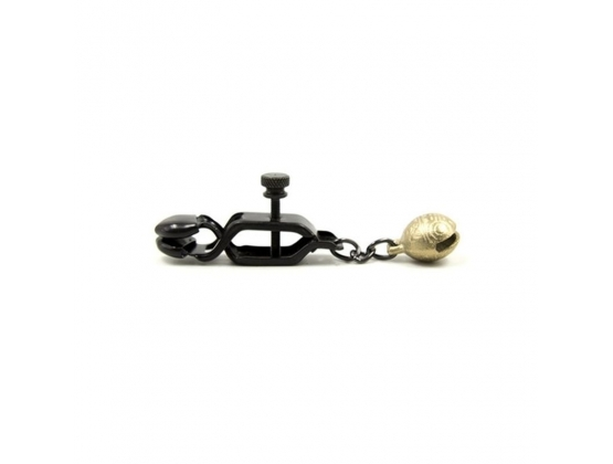 Alligator Nipple Clamps With Bell