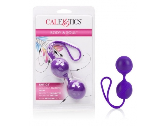 Body and Soul Entice Kegel Trainer