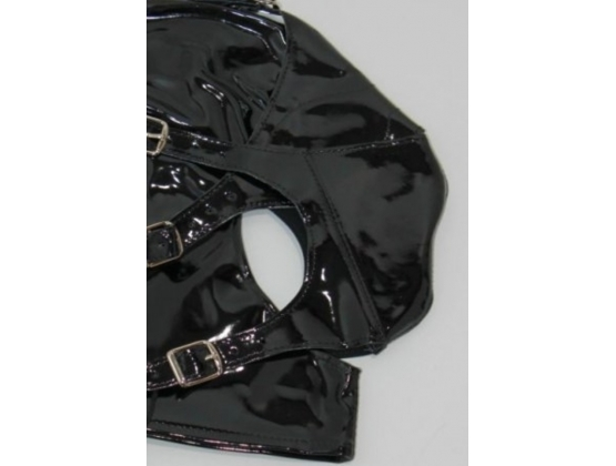 Multiplex Bondage Hood Leather