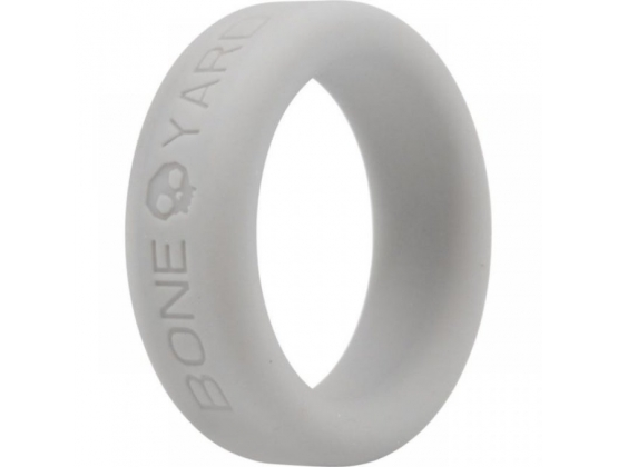 Boneyard Silicone Ring Grey 50MM