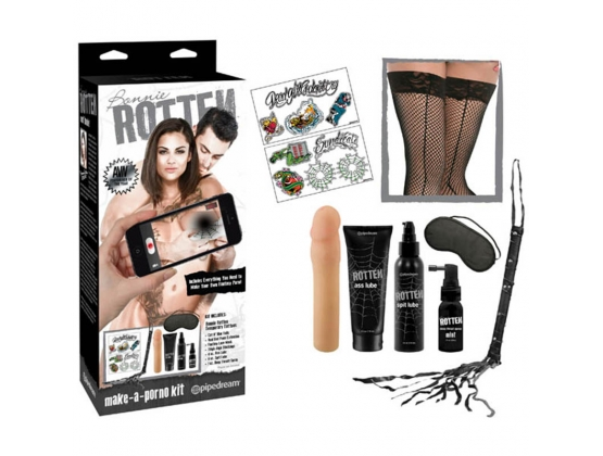 Bonnie Rotten Collection Make-A-Porno Kit