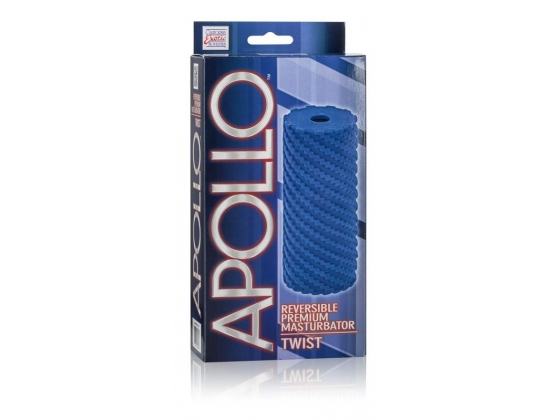 Apollo Reversible Premium Masturbator Twist