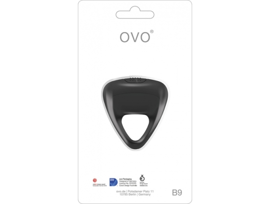 OVO B9 Vibrating Cock Ring