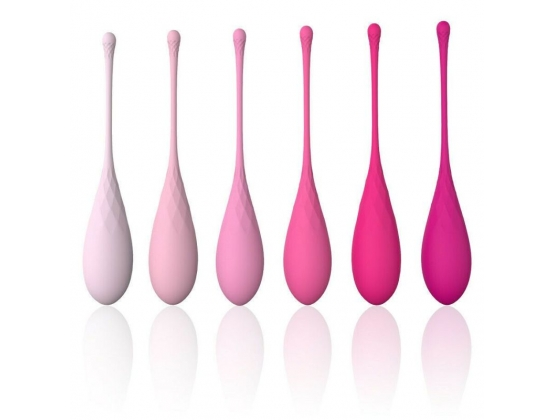 Diamonds by Playful The Kegel Eggs Weighted Training Set