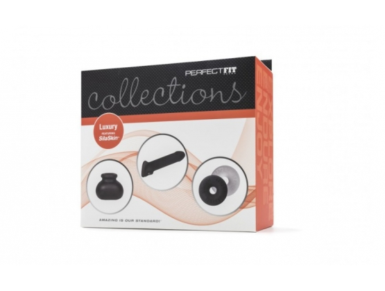 Perfect Fit Luxury Kit Featuring SilaSkin Collections