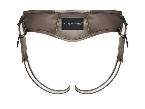 strap-on-me Leatherette Harness Desirous