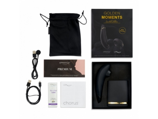 Womanizer x We-Vibe Golden Moments Collection
