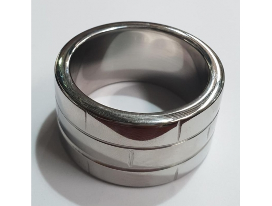 Bridging Metal Cock Ring
