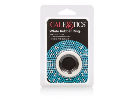California Exotics White Rubber Ring