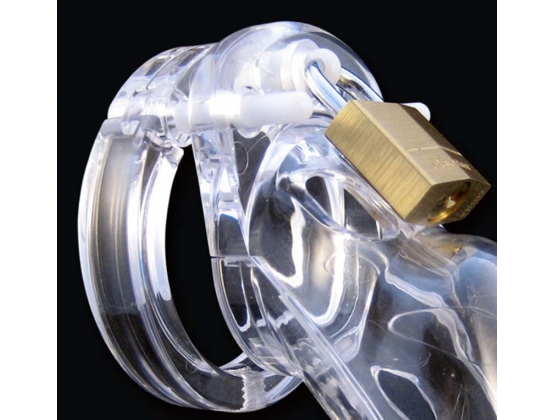 Enclosed Male Chastity Device