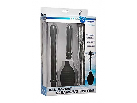 CleanStream All In One Cleansing System