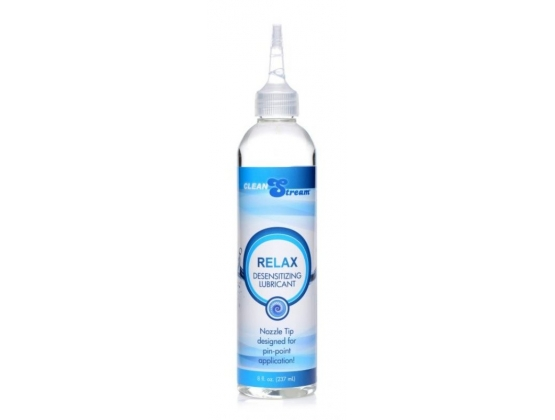 CleanStream Relax Desensitizing Lubricant with Nozzle Tip