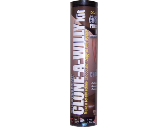 Clone-A-Willy Edible Milk Chocolate