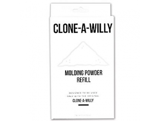Clone-A-Willy Kit Molding Powder Refill 3oz Box