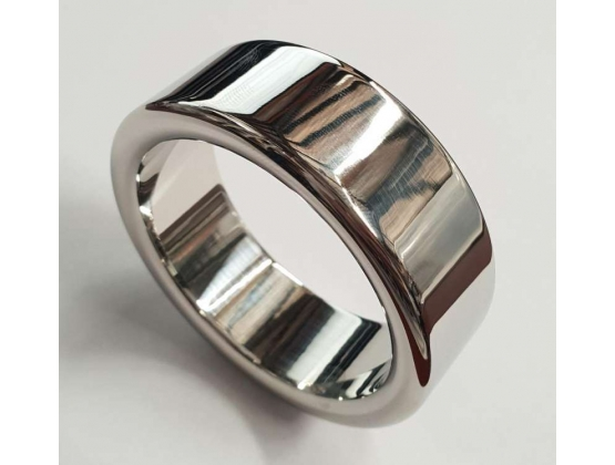 Dazzling Steel Rigid Cock Ring