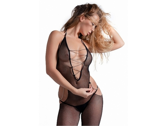 De Namour Sexy Bodystocking with Chains