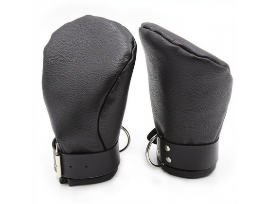 Pet Play Padded Mitts