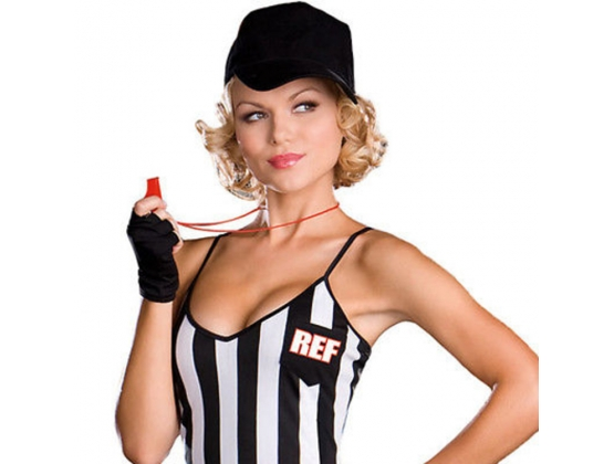 Double Play Sports Reversible Costume