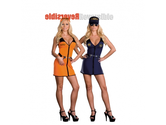 Double Trouble Reversible Costume